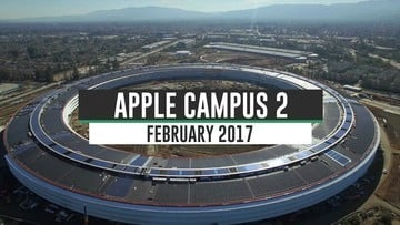 February Update: Apple's Campus 2 is Close to Completion
