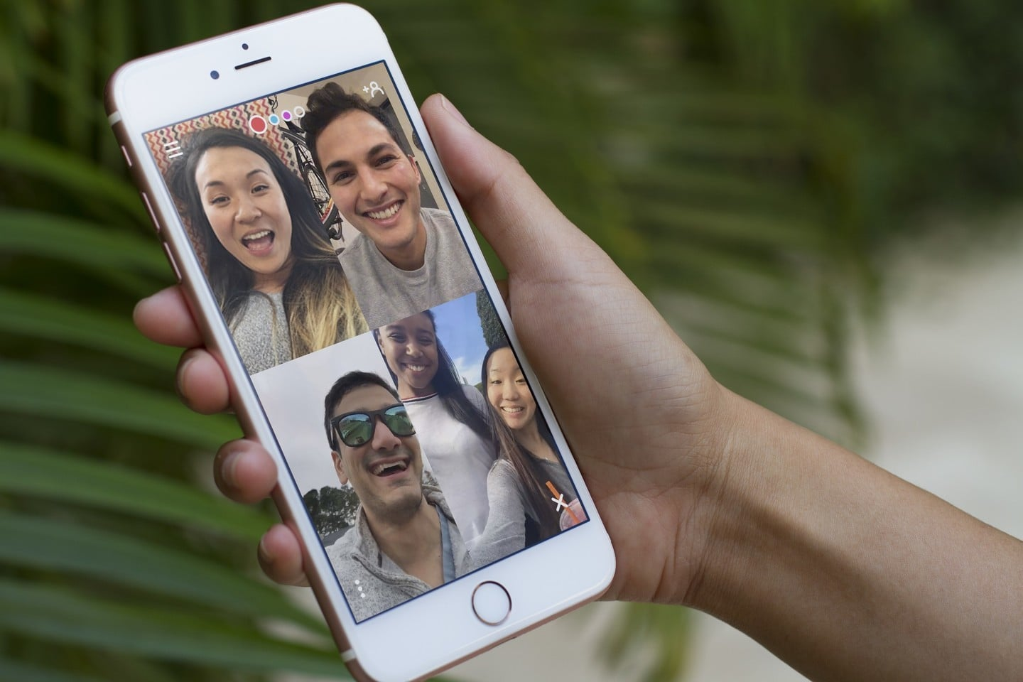 Houseparty Group Video Chat app for iPhone
