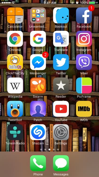 How to restore built-in apps via Restrictions