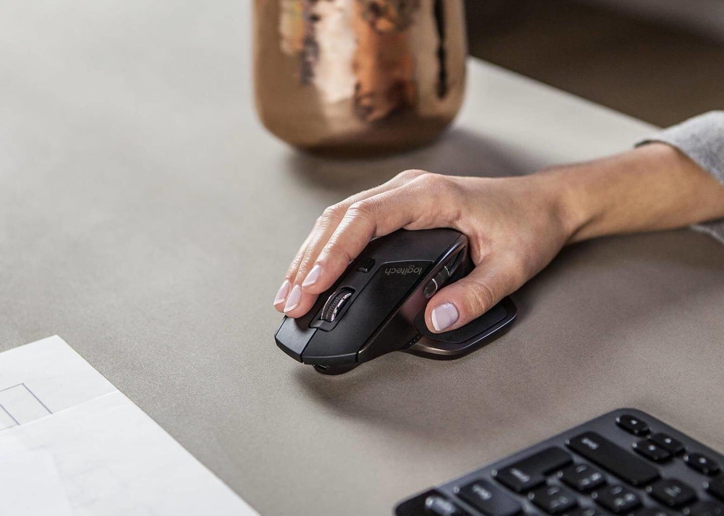 The Best Movie Editing Mouse, the Logitech MX Master, is Cheaper Than Ever