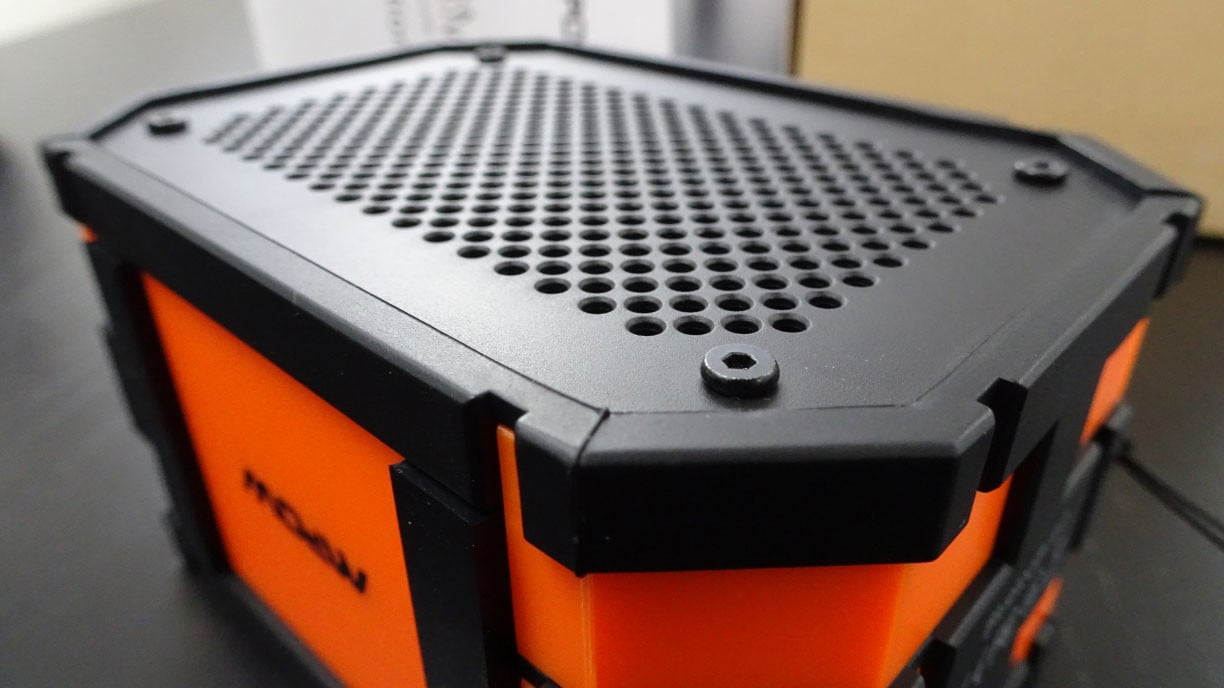 Mpow Bluetooth Speaker Orange