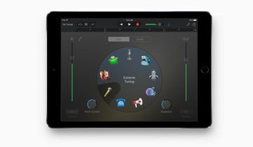 Apple's GarageBand Receives Nice Update with Alchemy Creative Synthesizer and More
