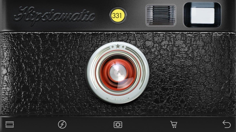 hipstamatic iphone app