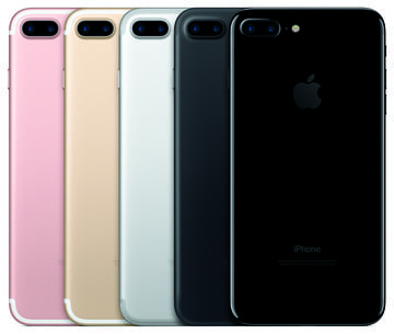 When It Comes to iPhone 7 Sales, Bigger Is Better