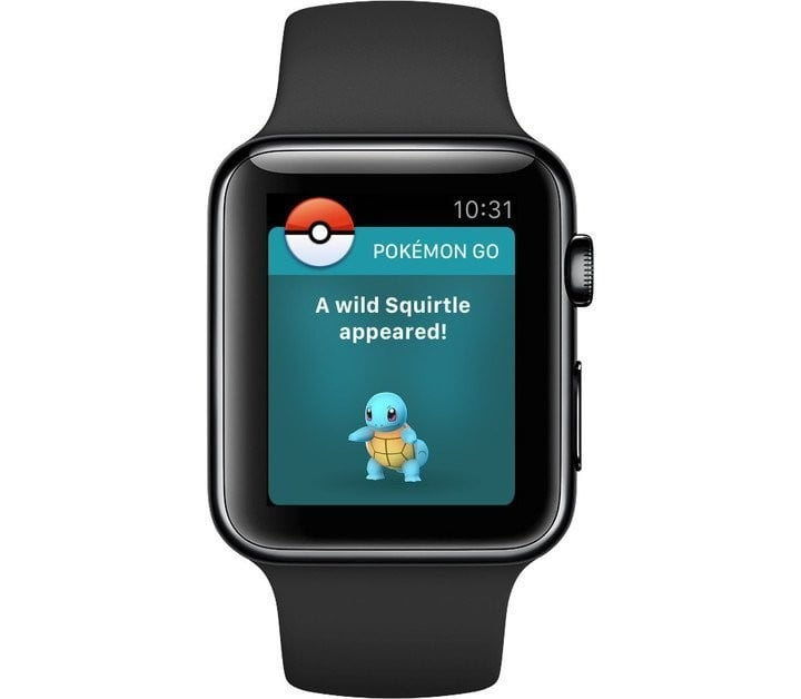 An Apple Watch version of the game landed in late 2016.
