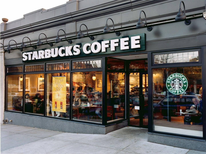 Starbucks Voice Ordering
