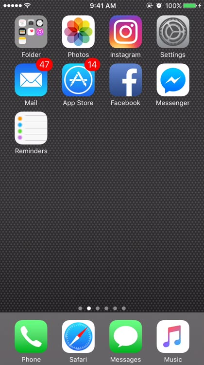 3D Touch app switcher