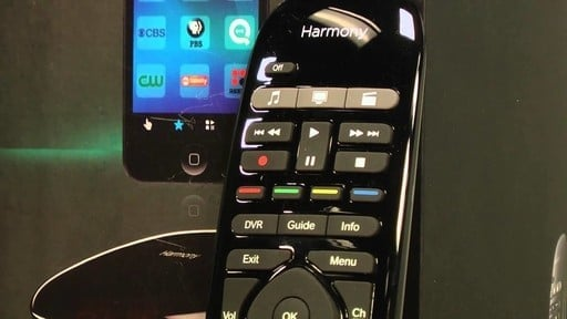 This Logitech Harmony Remote Integrates With Your iPhone, and is Cheaper Than Ever