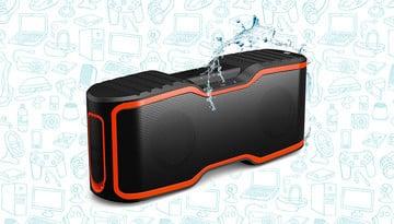 This Best-Selling Waterproof Portable Speaker is Just $33