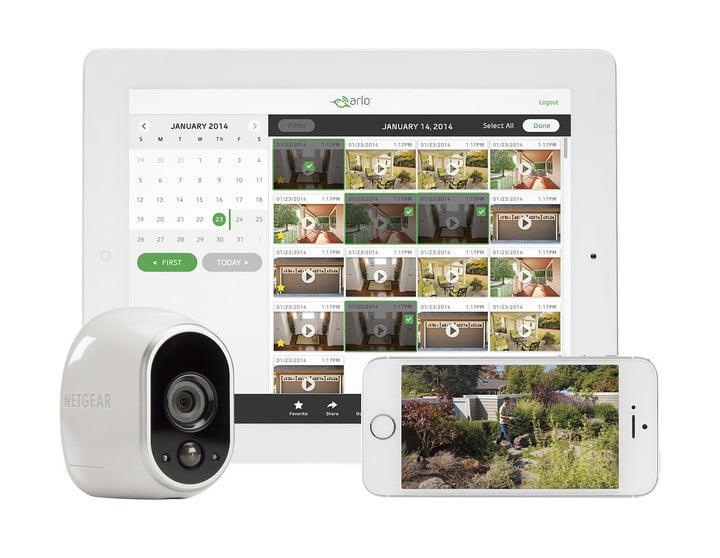 The Best Home Security Cameras That Work With Smartphones