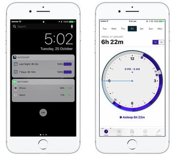 Apple Watch Users Can Easily Track Their Sleep Using AutoSleep
