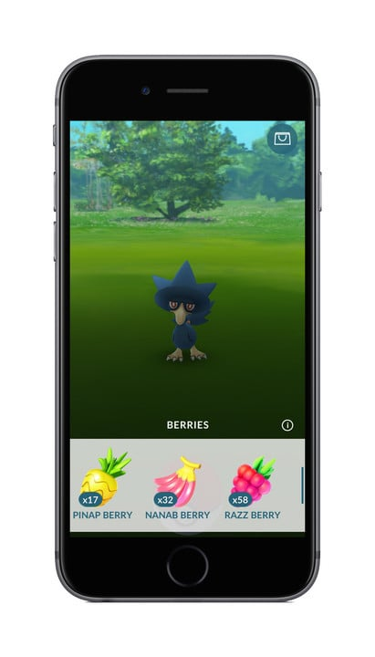 Along with all the bevy of new Pokémon, the update will bring two new berries for players to use.