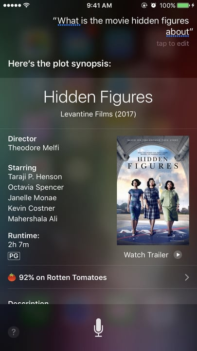 Siri movie Easter eggs synopsis