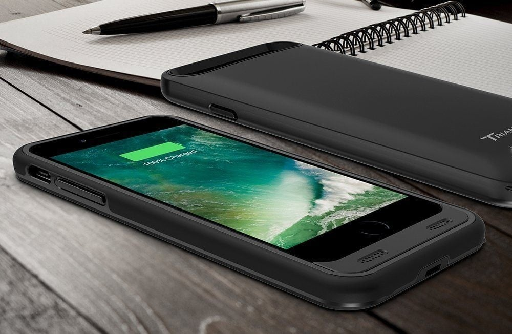 Get an iPhone 7 Battery Case from Trianium for Just $40