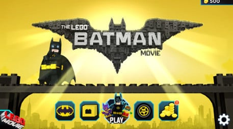 The LEGO Batman Movie game is also available for free.