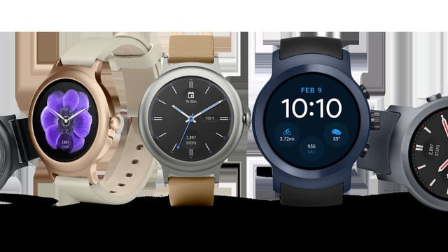 Android Wear 2.0 Launches Alongside 2 New Apple Watch Competitors