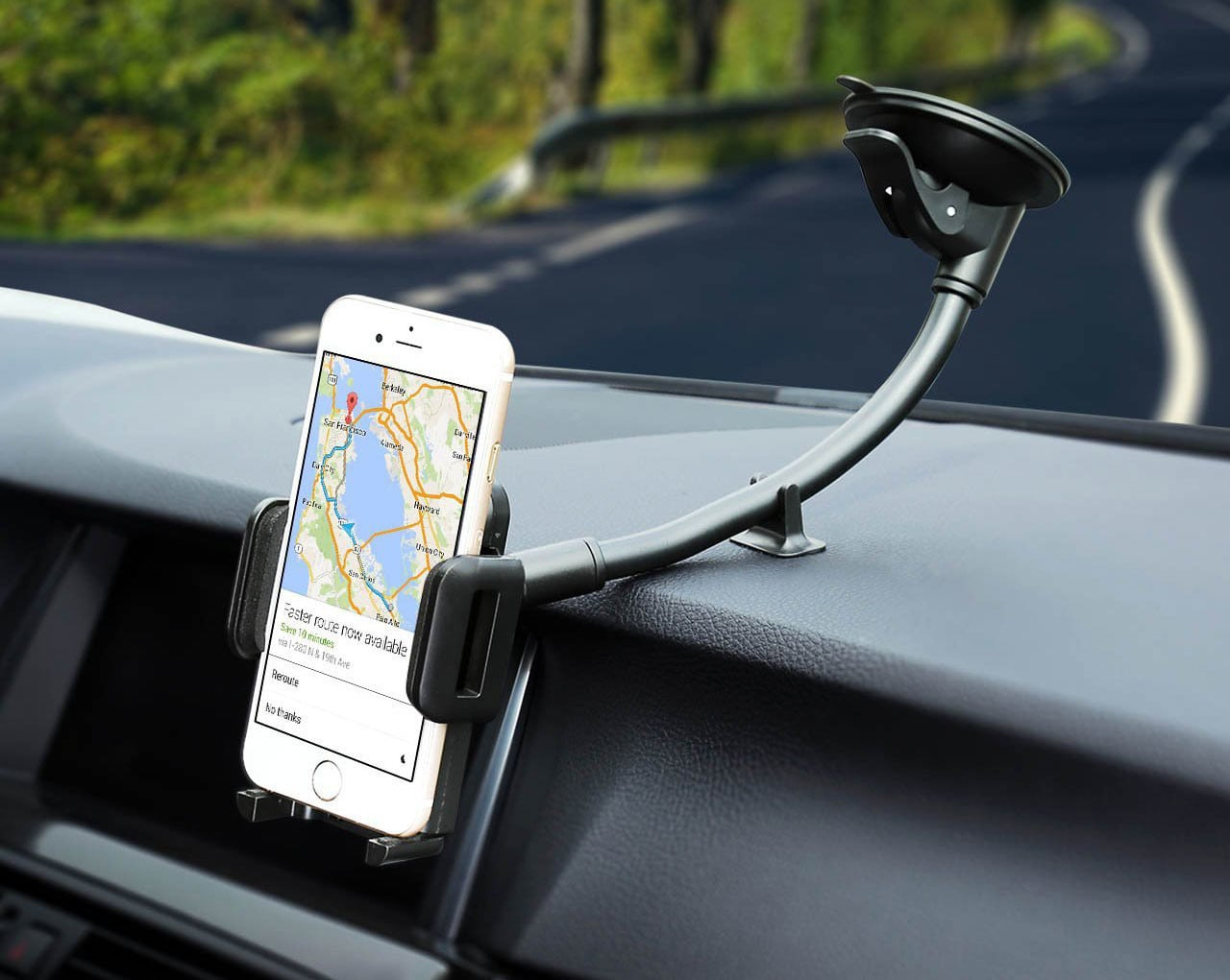 Get this Mpow Smartphone Mount for Just $10