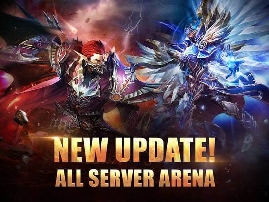 MU Origin server arena