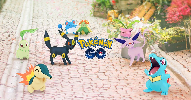 80 New Pokémon