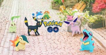 More Than 80 New Pokémon are Headed to Pokémon Go