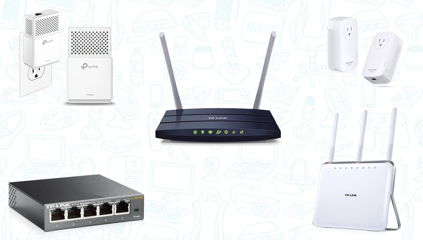 Get Up To 30% Off TP-Link Networking Gear, Today Only