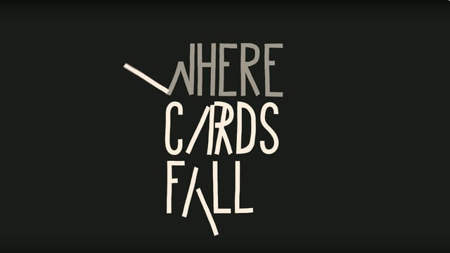 Where Cards Fall, a New Game from Alto's Adventure Developer Snowman, Lands This Fall