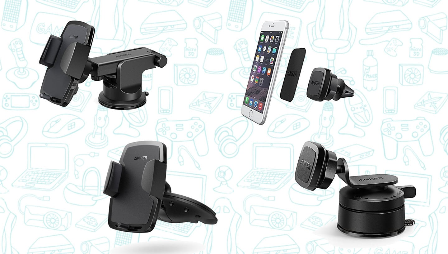 All of these Anker Cellphone Holders are on Sale Today
