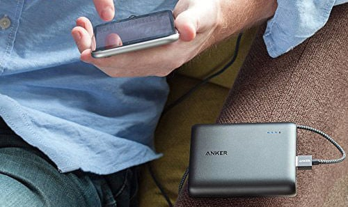 Get Anker's 10400 Ultra Portable Battery for Just $20