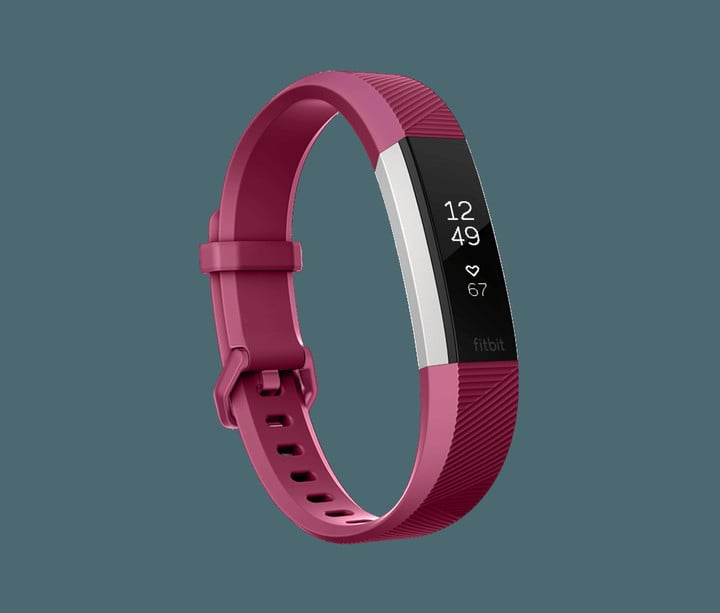 Image result for fitbit alta fuschia
