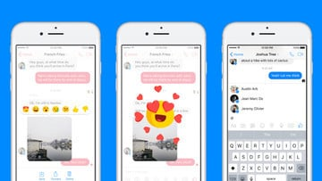 How to React to Messages and Mention Friends in Facebook Messenger