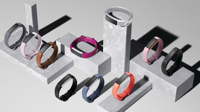 The New Fitbit Alta HR Features Continuous Heart Rate Tracking