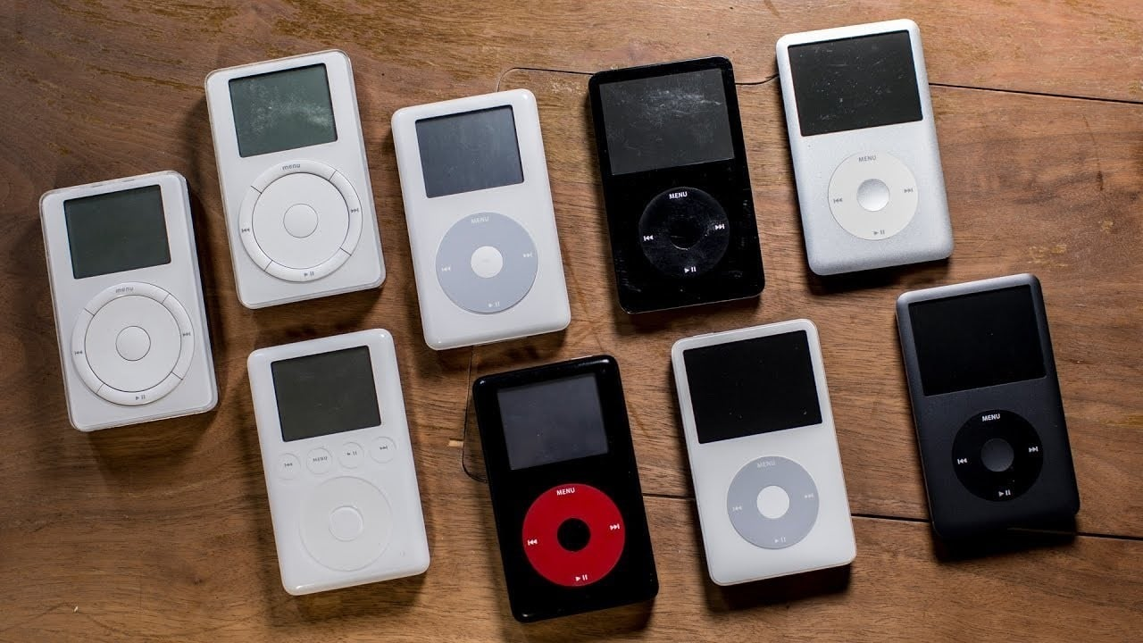 Video: The History of the iPod Classic