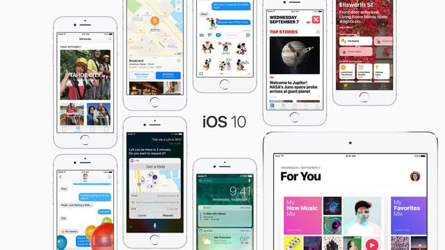 Apple Releases iOS 10.3 Beta 6 to Registered Developers
