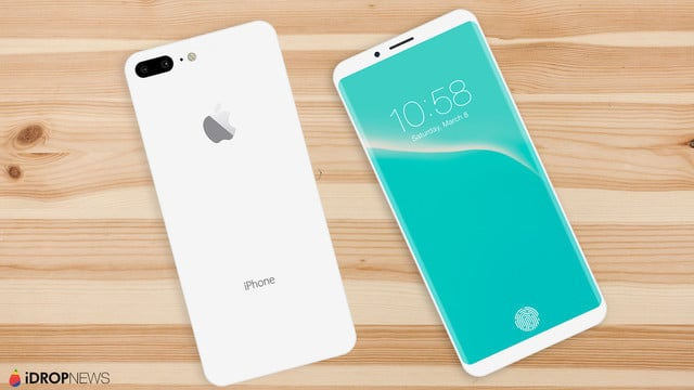 Here's the Skinny on the Newest iPhone Concept for 2017