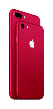 Buy Apple's (PRODUCT)RED iPhone 7, New iPad Today, March 24