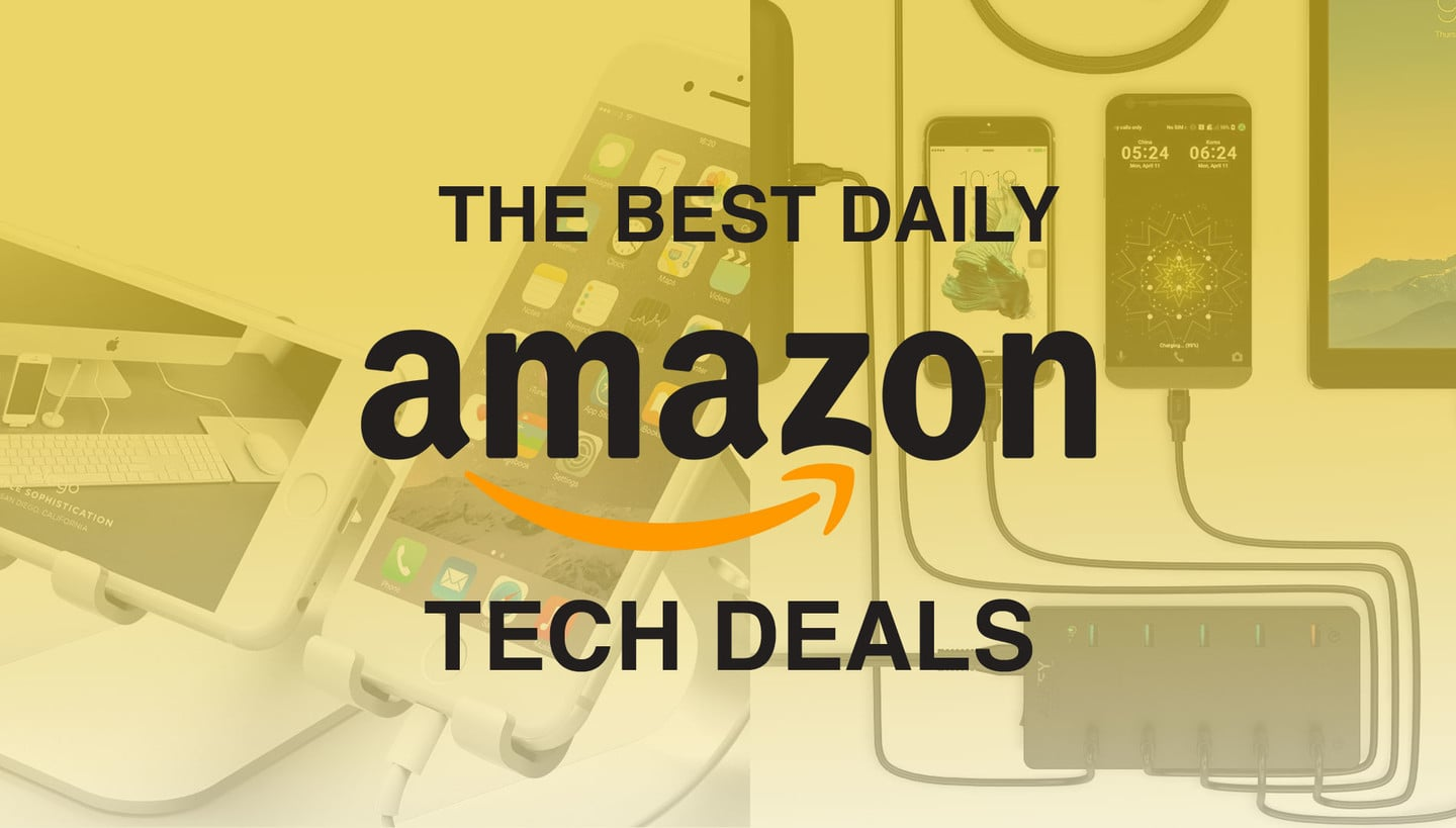 The Best Tech Deals on Amazon Today, March 7th 2017