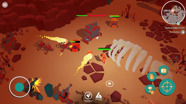 GDC 2017: Check Out Vivid Games' Upcoming Lineup