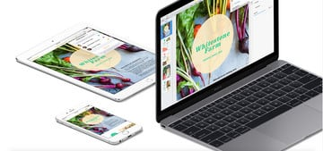 Apple Updates its iWork Suite - Pages, Numbers and Keynote