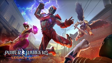 Power Rangers: Legacy Wars Will Feature Real-Time Combat Action