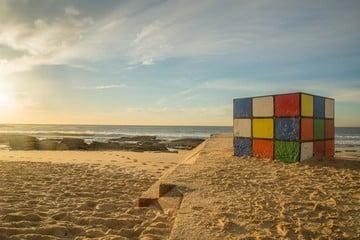 Euclidean Lands Brings Adventure to a Rubik's Cube World