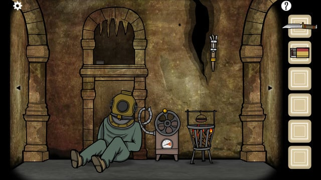 Cube Escape: The Cave Is The Penultimate Quirky Puzzler From Rusty Lake