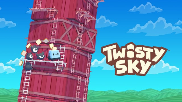 Aim High in Twisty Sky, a Colorful and Clever Endless Climber