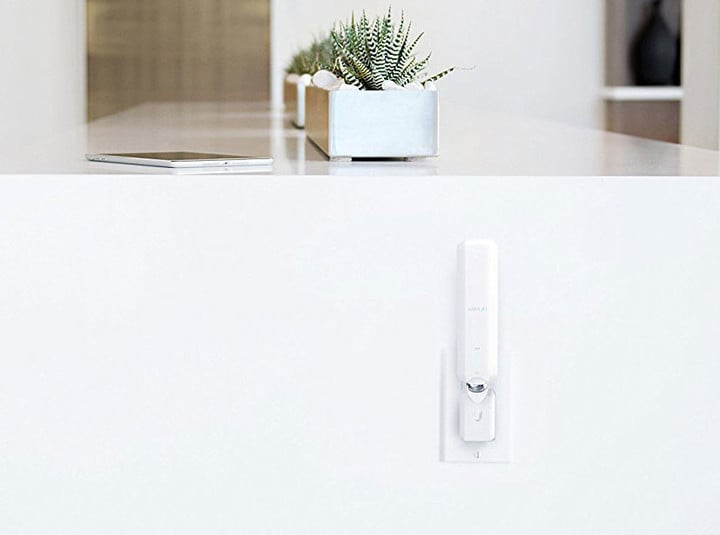 Each system comes with two antennas that plug directly into your outlet.
