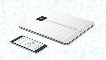 Get The Best Smart Scale from Withings For 40% Off