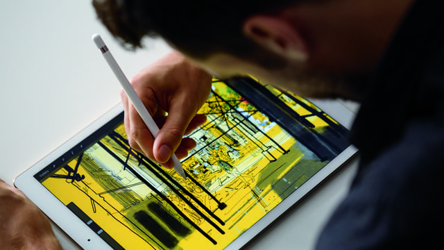 Apple Set to Unveil Second-Generation 12.9-Inch iPad Pro?
