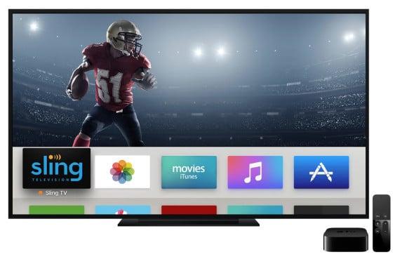 Sling TV Cloud DVR Lands on Apple TV