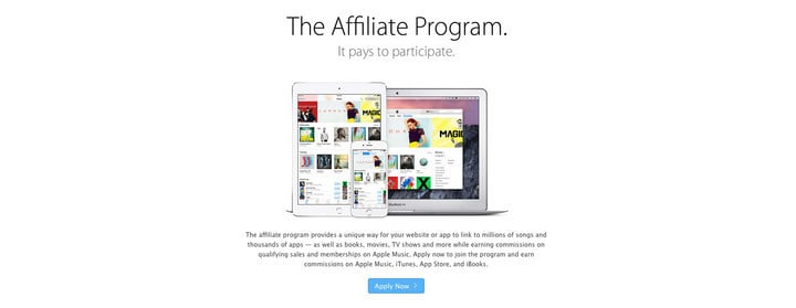 The Affiliate Program allows app-focused sites and developers to earn additional revenue.