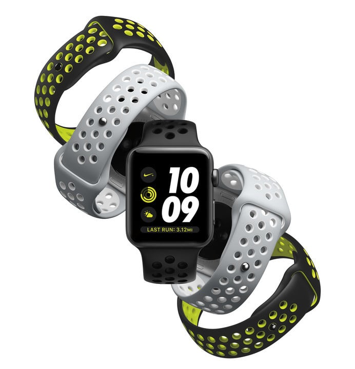 Apple should continue to double-down on fitness features in both the watch software and hardware.