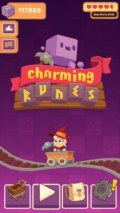 Charming Runes 5