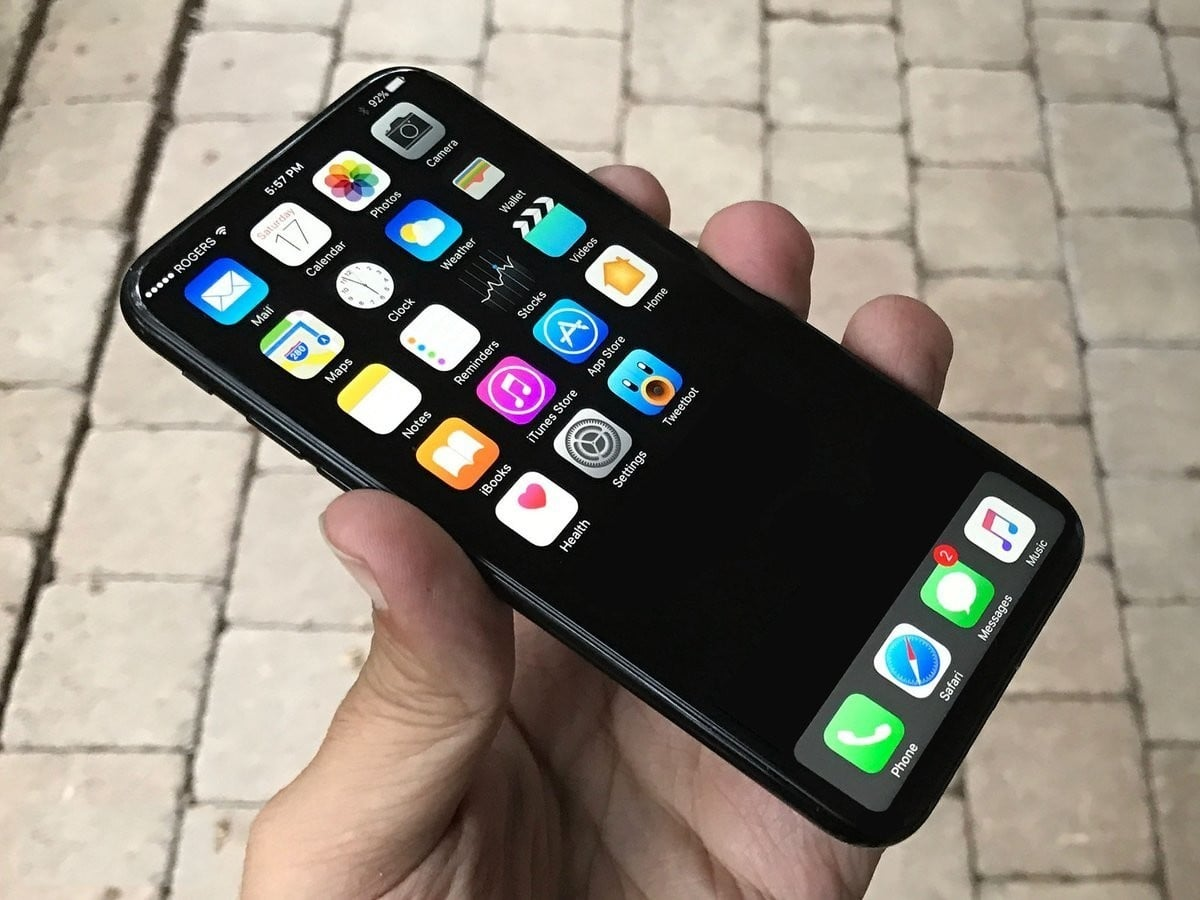 """iPhone 8"" OLED"